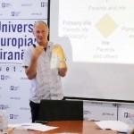 Vis. Prof. in UET, Tirana Albania 2011