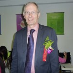 2010: MC, lectures and Pedagogic Conference in China 2010