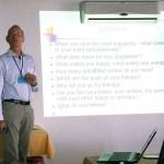 1999 - 2012: Trainings for Positive Psychotherapy in Beijing, Nanjing, Tianjin and Shanghai, China