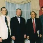 Wiesbadener Weiterbildungskreis seit 1996, Leitung: N. Peseschkian, U. Boessmann, H. Roethke, A. Remmers